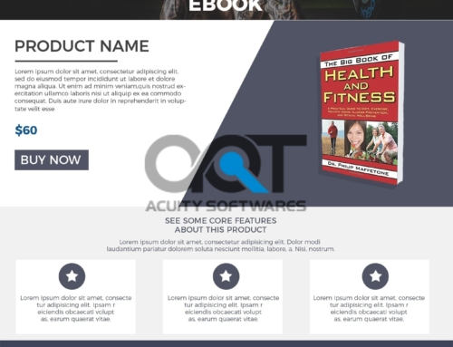 MACROFIT WEBSITE DESIGN